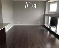 After Renovation Cleaning